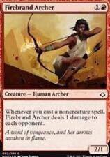 4x Firebrand Archer - M/NM - Hour of Devastation - mtg - SPARROW MAGIC