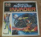 Vintage COX Buck Rogers INVADER Ship - GAS Powered w/box - UNUSED!