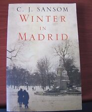 Winter in Madrid by C J Sansom - 2006 Paperback