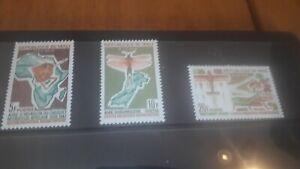 Mali 1964 Mounted Mint Set SG83/5