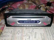 autoradio sony cdx-s2220 cd audio mp3 aux potenza 50x4 a 1 uscita rca