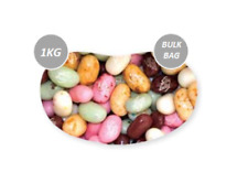 1KG BULK BAG JELLY BELLY COLD STONE ICE CREAM PARLOR FLAVOURED JELLY BEAN MIX