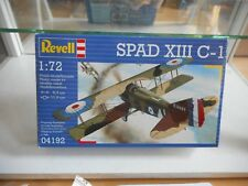 Modelkit Revell Spad XIII C-1 on 1:72 in Box