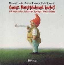 Michael Lentz - Ganz Deutschland lacht! (CD)