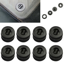 20x Car Floor Foot Mat Carpet Retainer Clips Fixing Holders Fasteners Anti-Slip