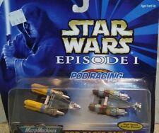 1998 Star Wars Episode I Pod Racer Pack I Micro Machines NIP / Free Shipping