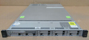 Cisco UCS C220 M3BE 2x E5-2609 2.4GHz 32GB RAM 2TB HDD RAID 9271-8i 1U Server
