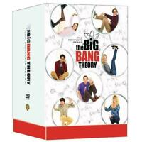 The Big Bang Theory Complete Series DVD Box Set Seasons 1-12