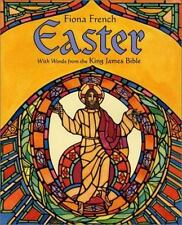 Easter: With Words from the King James Bible, French, Fiona, Good Condition, Boo