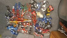 Bandai Early 2000's Power Rangers Lot of Figures, Machines,Acessories, Bikes etc