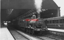 PHOTO  IRISH RAILWAYS CLASS J15 LOCO 200 Westland Row  Dublin. 1953.