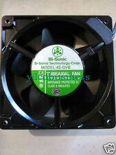 new Bi-Sonic 4E-DVB cooling fan 90 days warranty