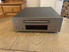 Immaculate Denon UCD-F10 Stereo CD Player Compact Disk Mini Titanium Finish
