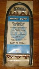 BEAR TUFF Transmission Oil Cooler FITS ALL AUTOMATIC TRANSMISSIONS New Old Stock