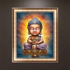 Buddha 5D Diamond Embroidery DIY Painting Cross Stitch Home Office Decor Craft