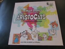 Walt Disney Productions' The Aristocats and other cat songs Record 1970
