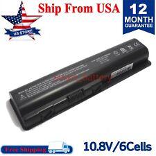 Battery F HP Pavilion DV4 DV5 DV6 CQ40 CQ45 CQ50 CQ60 CQ70 462889-121 484170-001
