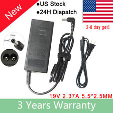 AC Adapter Charger for TOSHIBA Satellite L645 L655 L675 Model M645 L655D L675D F