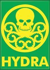 Hydra Logo FRIDGE MAGNET Comic Books Avengers Marvel Captain America Shield S33