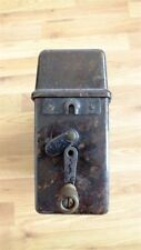 Field telephone Feldfernsprecher 33 (FF33) model 33 '1939 for sale WW2 Original