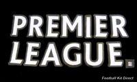 Premier League Senscilia/Lextra 07-12 Football Shirt White Letter Player Size