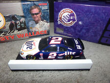 1/24 RUSTY WALLACE #2 MILLER LITE / BOW 2000 ACTION NASCAR DIECAST