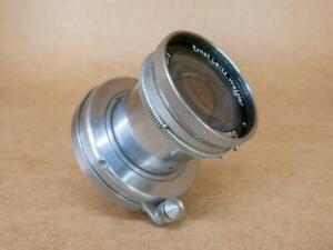 Leitz Leica 50mm 1:2 Summar Lens 1936