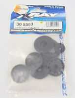 Team Xray Low Ratio Pulley Set 1.77  30 5550 rc spares