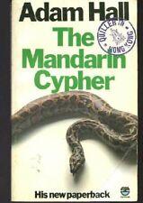 Mandarin Cypher,Adam Hall