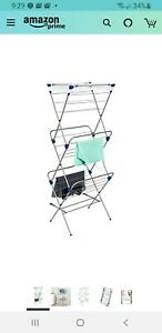 Honey Can Do Dry 01105 3-tier Mesh Top 60 Inch Drying Rack