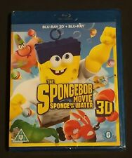 3d Edition Filme Auf Dvd Und Blu Ray Aus Spongebob Schwammkopf