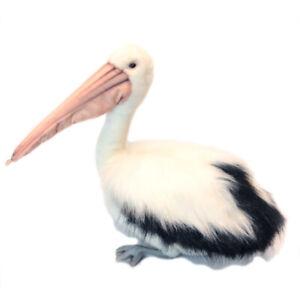 Aussie Pelican Bird Hansa Realistic Soft Animal Plush Toy 40cm **FREE DELIVERY**