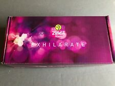 Zumba Fitness Exhilarate Body Shaping System DVD (Multi, Small) New