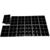 25 SHEETS Seed Starter Trays Inserts Packs - 1206 style - 1800 cells 72/tray