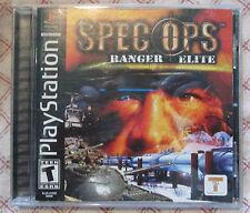 Play Station PS1 Spec Ops : Ranger Elite