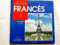 Curso De idiomas Larousse Frances 1 CDs  Lecciones 1 y 2