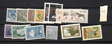 1965 MNH Finland year complete according to Michel system