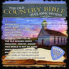 Various Artists - 25 Classic Hymns From The Old Country Bible [New CD]