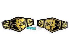 WWE Mattel Elite NXT Tag Team Championship Belts Lot Action Figure Accessory_d8