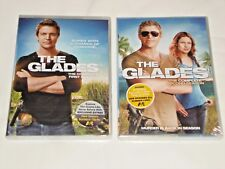 The Glades Seasons 1-2, 1 & 2, One & Two, One Two, DVD, A&E TV, New & Sealed!