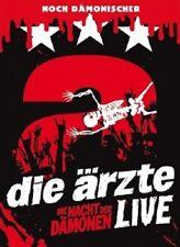 DIE ÄRZTE - LIVE-DIE NACHT DER DÄMONEN (DELUXE EDITION)  BLU-RAY  ROCK  NEU