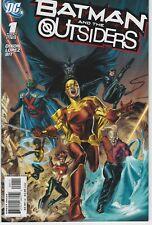 (2007) BATMAN AND THE OUTSIDERS #1 thru 14