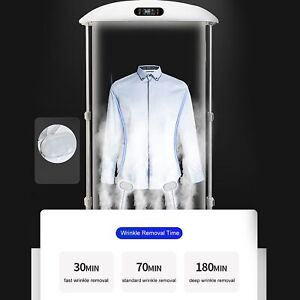 900W Electric Clothes Dryer Ironing Machine Folding Drying Portable Home