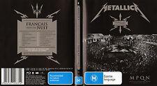 Metallica: Francais Pour Une Nuit Official Australia Bluray