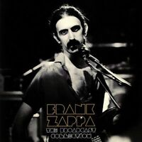THE BROADCAST COLLECTION  by FRANK ZAPPA  Vinyl - 3 LP Box Set  PARA221BX