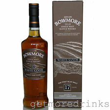 Bowmore White Sands 17 Jahre Islay Single Malt Scotch Whisky 43%