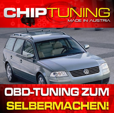 CHIPTUNING VW Passat (3B/3BG) 1.8 T - OBD-Tuning Do-it-Yourself inkl. Flasher