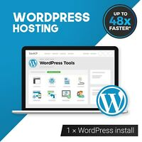 Managed WordPress Hosting - UNLIMITED SSD Space - UNLIMITED Wordpress Website