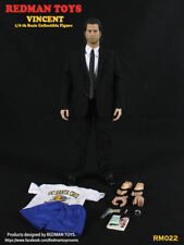 REDMAN TOYS 1/6 ACTION FIGURE PULP FICTION VINCENT John Travolta In Stock