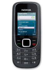 WORKS CANDY BAR PHONE NOKIA 2320c-2b AT&T CELLULAR MOBILE CELL SMALL GSM CAMERA